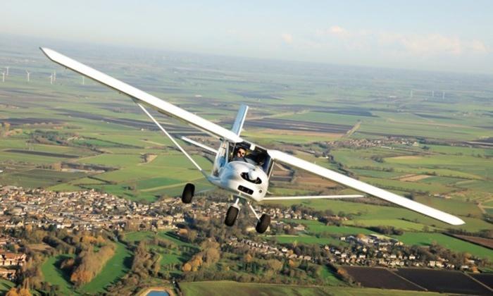 Kombi-Banner in der Luftwerbung – von Bannerfliegen.de